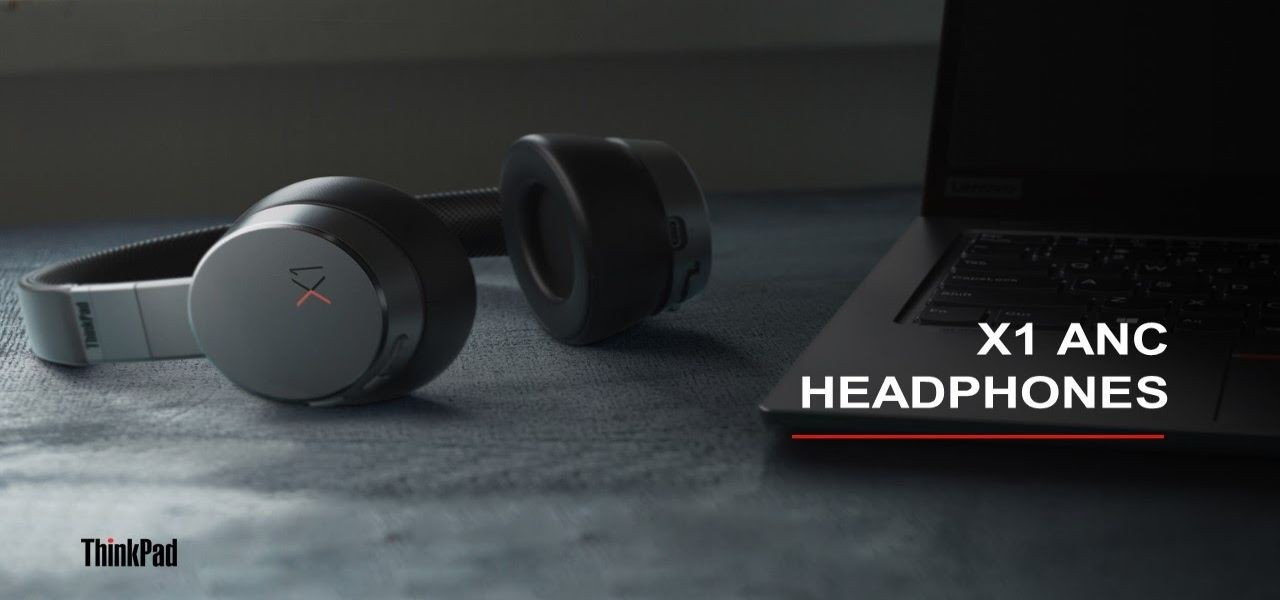 Lenovo X1 Headphones